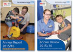 Picture of Trust annual report and review