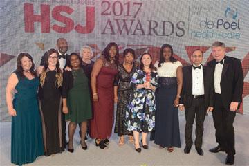 Watford Maternity Unit Scoops National Award