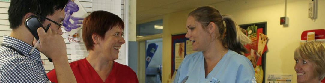 Watford generale ospedale incontri di scansione